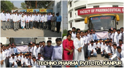 Faculty Pharma Industrial Visit