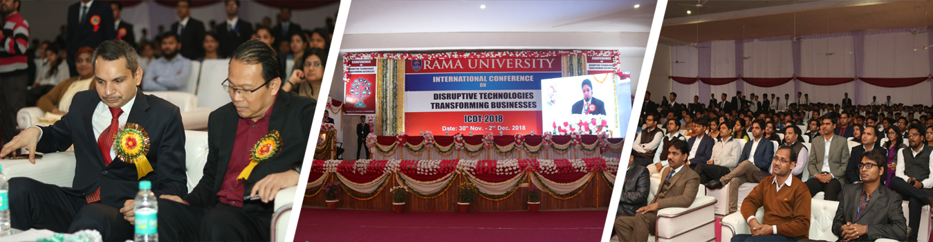 Rama university of Researh Department