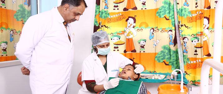 MDS Pedodontics and Preventive Dentistry(Course Code-207) (Dental)