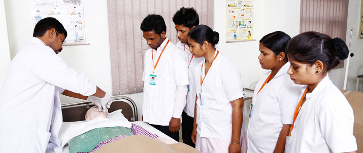 General Nursing And Midwifery (GNM) (Code-302) (Nursing )