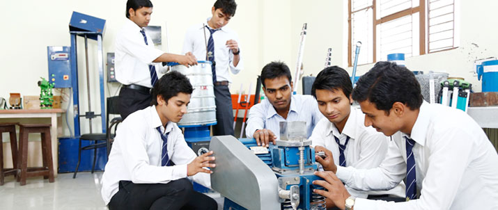 B. Tech. Civil Engineering Courses (Code-507)
