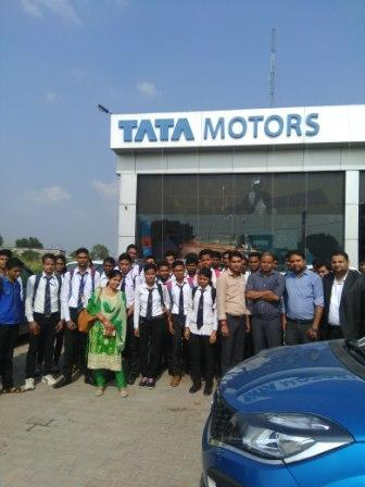 Rama group of institutions kanpur rama university for Internship for mechanical engineering students in tata motors