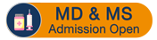 MD/MS Admission 2020