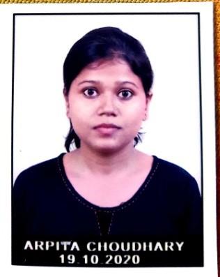 ARPITA CHOUDHARY