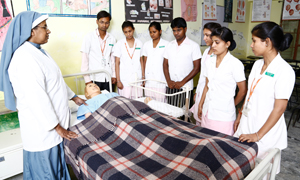 Rama College of Nursing and Paramedical Sciences
