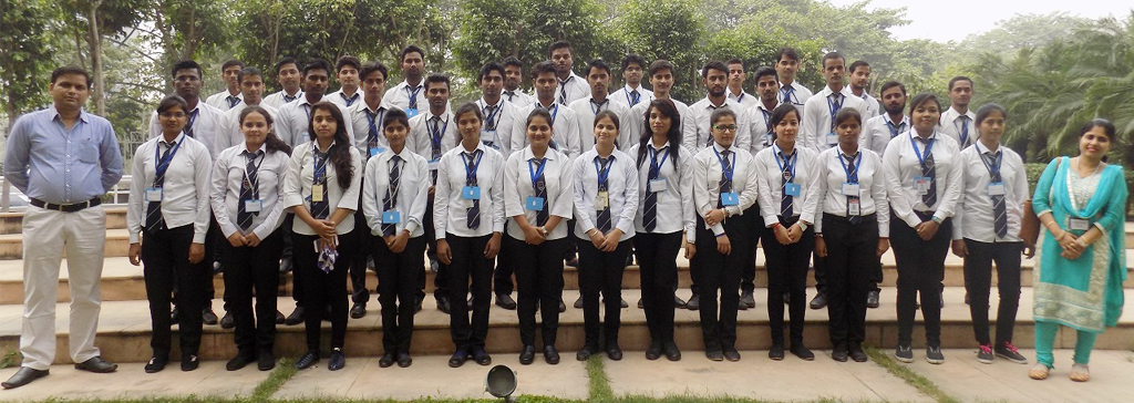Industrial Visit To TCS, Lucknow