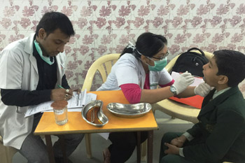 Free Dental Screening Camp