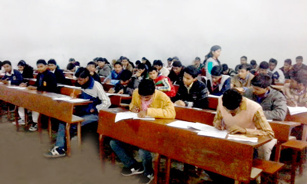 First Yuva Talent Scholarship Exam