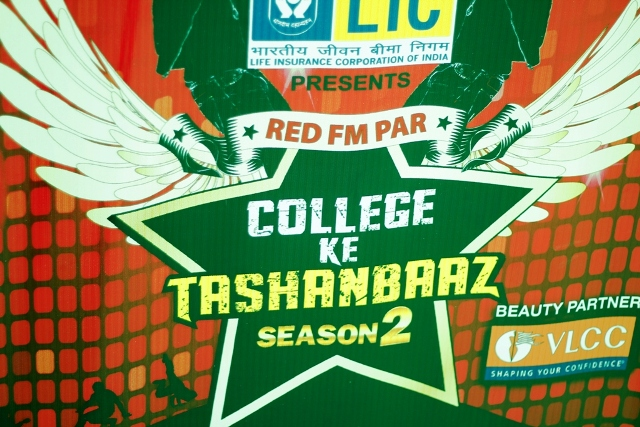 "93.5 Red FM had conducted an Event ""College Ke Tashanbaaz Season 2"""