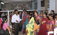 Rama Dental College Organized a Workshop for Shramik Bharti Group Volunteers