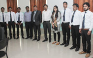 Rama University's Faculty of Engineering and Management 7 students have got campus placement