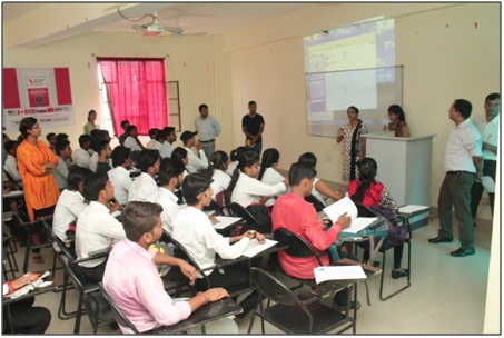 AWARENESS ENRICHMENT PROGRAMME CONDUCTED IN FCM DEPARTMENT