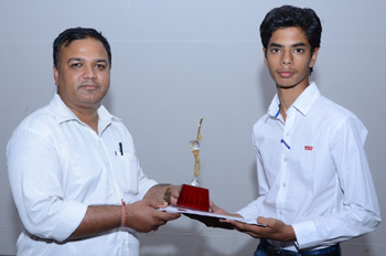 Rama University Yuva Talent Scholarship Exam's Grand Award ceremony