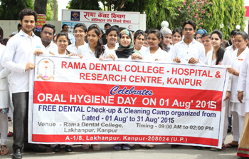 Oral Hygiene Day 01 Aug 2015