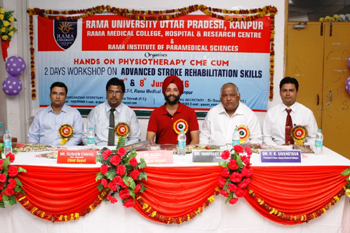 CME Cum Two Days Workshop on Advance Stroke Rehabilitation Skills