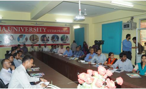 FACULTY DEVELOPMENT PROGRAMME-2016