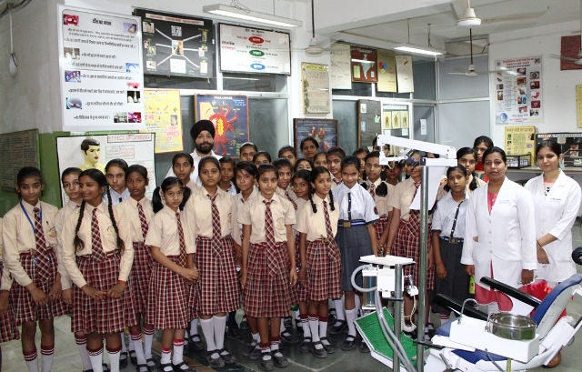 "Free Dental Checkup and Awareness Camp  ""Happy Teeth – Happy children"""
