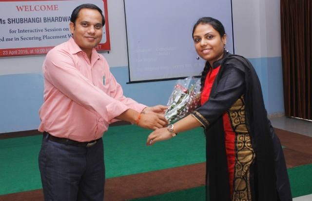 Guest Lecture for B.Tech students