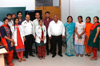 CME Programme Conducted At Rama Faculty of Medical Science, Kanpur