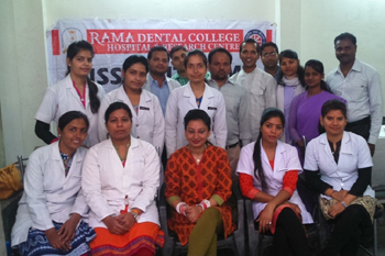 Free Dental Screening Camp conducted at Samrat Ashok Manav Kalyan School, Kanpur