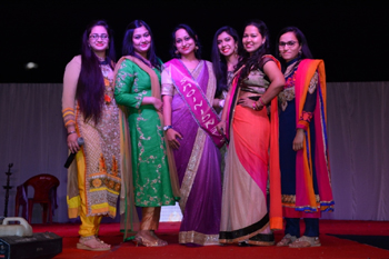 Rama University's MBBS Students Organized a Farewell Party