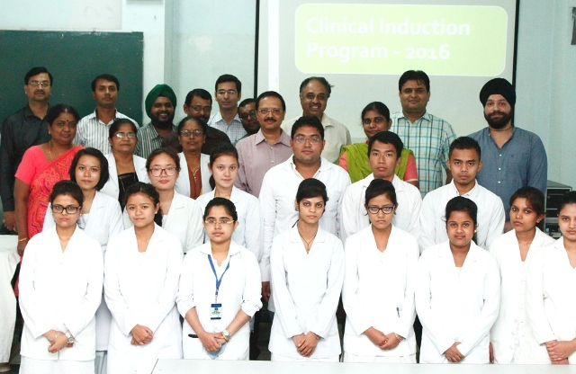 Clinical Induction Programme for 3rd Year BDS Students
